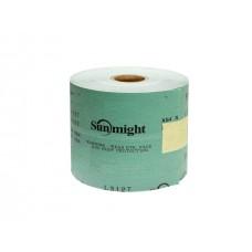 Шлифовальный материал FILM L312T в рулонах 70мм х 50м, зелёный
