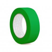 RoxelPro Малярная лента ROXTOP 3580, зелёная, 40м