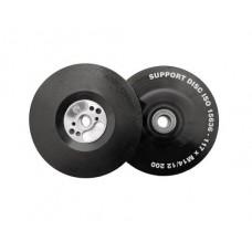 RoxelPro Оправка для фибровых кругов 125мм, мягкая M14