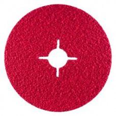 RoxelPro Фибровый шлифовальный круг ROXPRO 125 х 22 мм, керамика