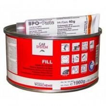 Отвердитель BPO (40 г) для шпатлевки 1,8 кг