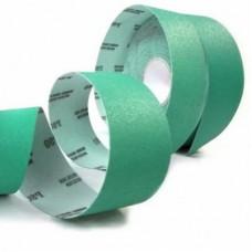 Шлифовальный материал FILM L312T в рулонах 115мм х 50м, зелёный