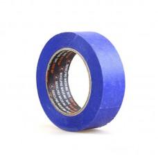 RoxelPro Малярная лента ROXTOP 7095, водостойкая, УФ стойкая, 95°, синяя, 50м