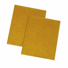 Шлифовальная бумага GOLD B312T в листах 230х280мм, золотистая