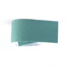 Шлифовальная полоска FILM L312T 70х420мм на липучке без отв, зелёная