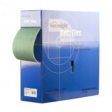 Шлифовальная бумага FILM L312T+ Soft Flex Pad перфорир. рулон 114мм х 25м
