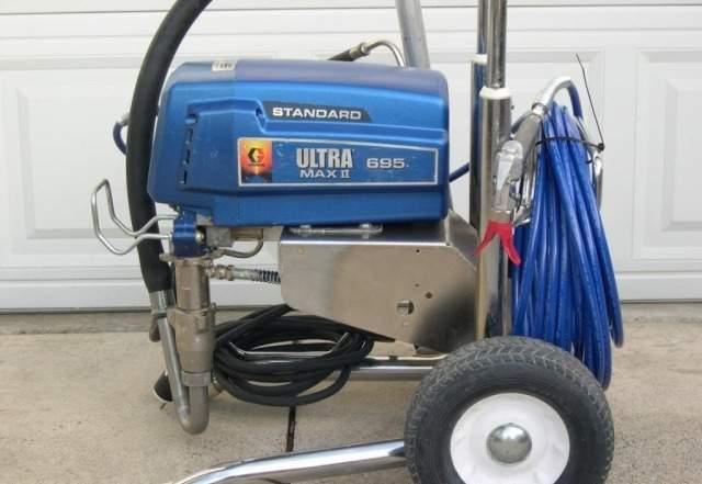 оборудование Graco Ultra Max